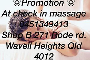 Check In Massage Wavell Heights Brisbane North East Preview