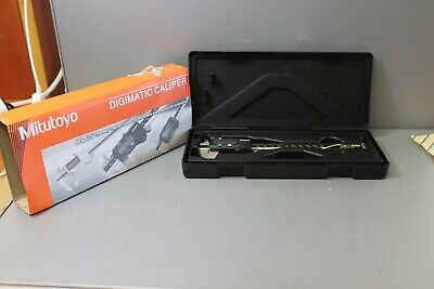 Mitutoyo Absolute Digital Caliper Digimatic Code 500-196 Model Cd-6 Cs