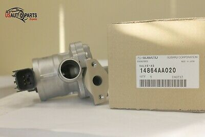 Genuine Subaru - Left Air Suction Valve - For 06-17 Impreza WRX STi Forester NEW