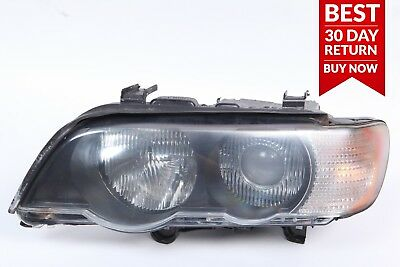 00-03 BMW E53 X5 Front Left Driver Side Headlight Head Light Lamp Xenon A51 OEM
