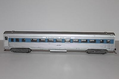 HO Scale Athearn Baltimore & Ohio Passenger Coach 3150  C1119