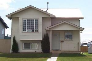 Attention!Amazing VALUE! Huge 3 bed, 2 bath house in Sylvan Lake