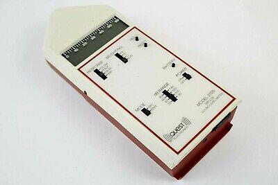 Quest Model 2700 Precision Impulse Generating Sound Level Meter