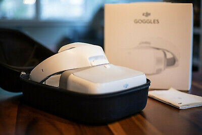 DJI Goggles - Immersive VR Headset For Drones - Excellent Condition