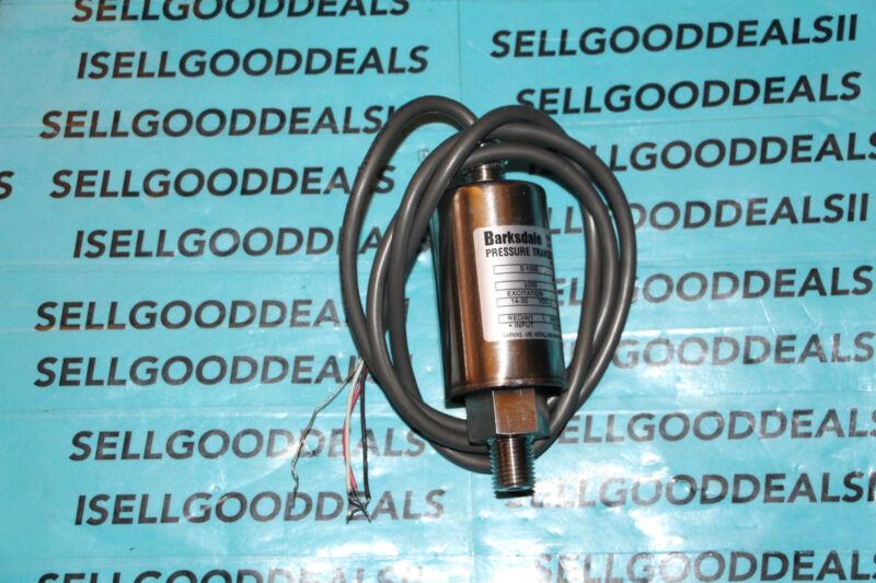 Barksdale 426H3-10 Pressure Transducer 0-1000 PSIG 1/4 NPT 426H310 New