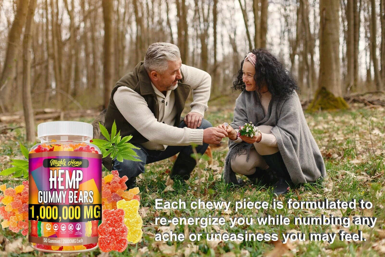 Best Hemp Oil Drops for Pain Relief, Stress, Sleep PURE & ORGANIC Vitamin 1
