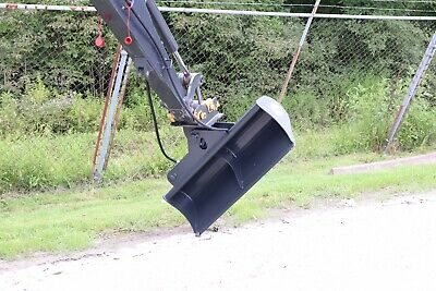 44 Hydraulic Tilt Bucket For John Deere Mini Excavators. For The 263035g