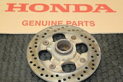 GENUINE HONDA OEM 1999-2014 TRX400EX 400X REAR BRAKE ROTOR 43251-HN1-003