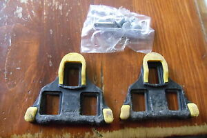 Shimano Road Shoe cleats (3 degrees of float)