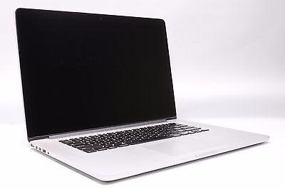 """15.4"""" MacBook Pro Late 2013 ME294LL/A, 10.12, i7-4850HQ, 512GB SSD, 16GB"""