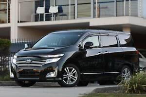 MY 2011 Nissan Elgrand  E52 HighwayStar Leather BOSE Cruise Control Wetherill Park Fairfield Area Preview