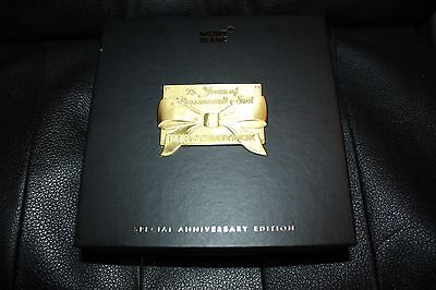Montblanc Meisterstuck 145 Special 75th Anniversary Diamond Edition Roller B Pen](mont blanc 75th anniversary pen)