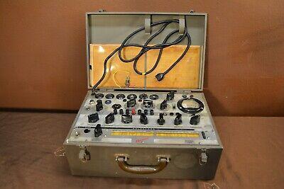 Hickok Model 546 Dynamic Mutual Conductance Multitester Tube Tester 1534
