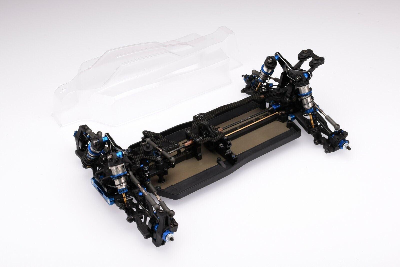"""... 2 NEW Associated SC10 SC10GT RC10GT2 RC10T4 Titanium Turnbuckle 2.80/"""" Blue"""