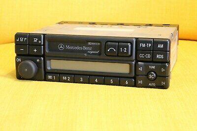 0327 oC | BE1690 Mercedes Exquisit W126 W124 W140 W210 R129 Becker Radio
