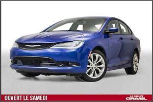 2015 Chrysler 200 S  SPORT  V6  AWD  UCONNECT
