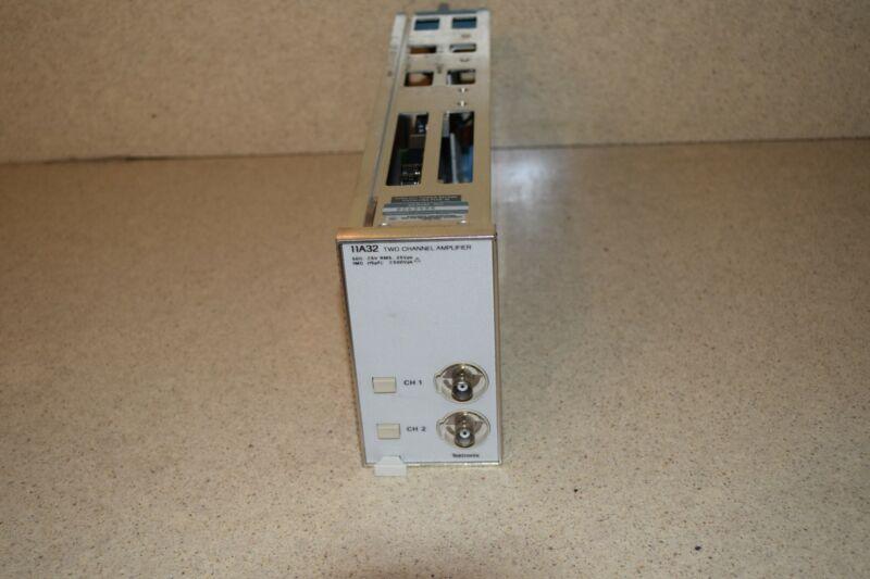 TEKTRONIX 11A32 TWO CHANNEL AMPLIFIER PLUG IN (TP1017)
