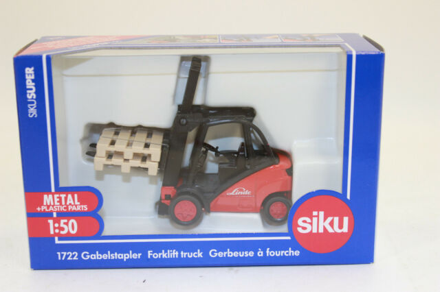 Siku 1722 FORKLIFT 1:50 NEW BOXED