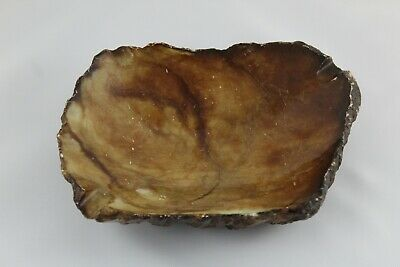 Vintage Ashtray of Onyx Realised to hand Spain, Years 70