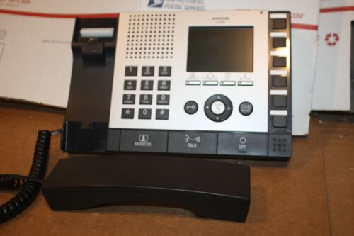 Aiphone IS-IPMV ip video master station IS series intercom 3.5 LCD monitor