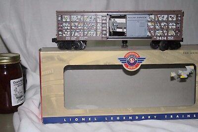 set of 2 Lionel 3434-6434 Gray Poultry Dispatch Doors