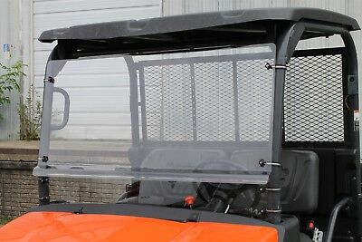 KUBOTA RTV X900 X1120 X1140 2 PIECE WINDSHIELD SALE