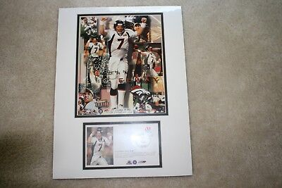 John Elway Limited Edition Super Bowl XXXIII MVP Commemorative Event Cover