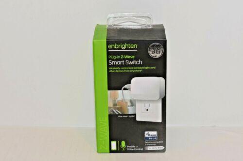 GE 28169 Single Plug Z-Wave Plus Plug-In EZ Smart Switch New Zw4103