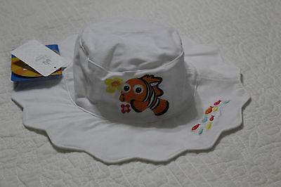 new store baby girl nemo white sun