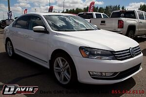 2014 Volkswagen Passat 1.8 TSI Highline Heated Leather Seats,...