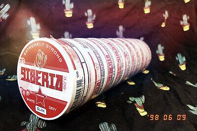 Siberia SLIM Extremely Strong (10 Dosen) Kautabak Chewing Bags 24h Versand 📦