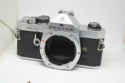 pentax   mx  35mm SLR Film Camera Body Only repair part
