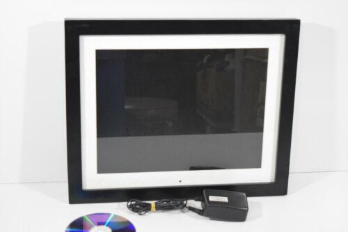 Fidelity Electronics DPF-1500 PRO 15-Inch Multimedia 1GB Digital Photo Frame MP3