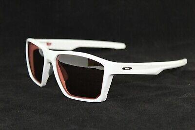 Oakley TargetLine 100% UV Protection Polished White, Prizm Dark Golf (Oakley Uv Protection)