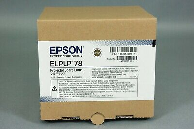 OEM EPSON ELPLP78 Projector Lamp Genuine For Epson EX5220 EX7220