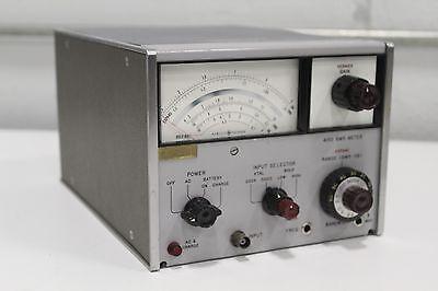 Hp 415d Agilent 415-d Swr Meter Standing Wave Ratio Meter