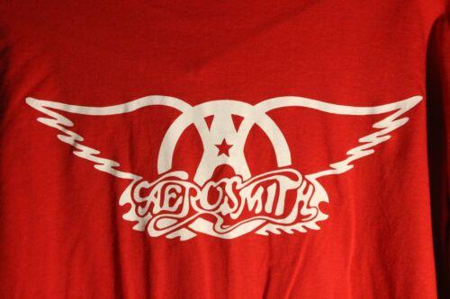 Aerosmith - Just Push Play Local Crew T-Shirt SIZE XL