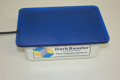 Clare Chemical Research Dark Reader Transilluminator DR45M
