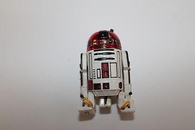 Star Wars R2 MK Disney (paint chips on dome) figure! (A23)
