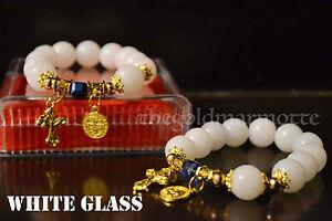 Elegant-Glass-Rosary-Bracelet-White-Gold-Series
