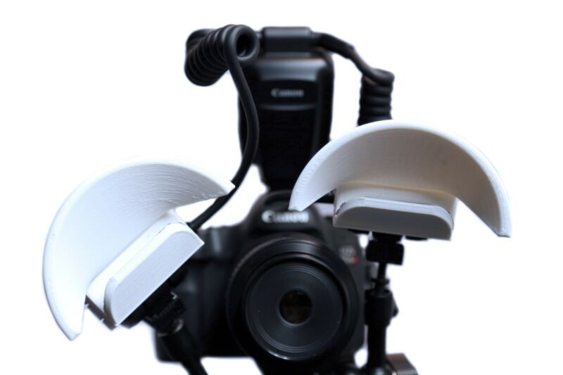 Canon MT-26EX-RT Turtledove Flash Diffuser by Macroscopic Solutions