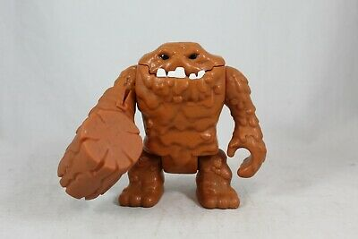 Fisher-Price Imaginext DC Super Friends Brown Clayface w/ Hammer Figure
