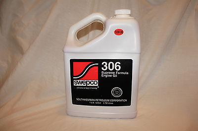 Swepco 306 10w30 Supreme Formula Engine Oil 1 Gallon