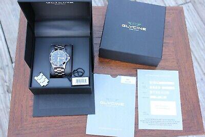 Glycine GL0185 automatic 200m divers watch