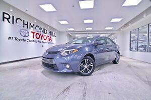 2016 Toyota Corolla LE Upgrade | Bluetooth| Backup Camera| Heate