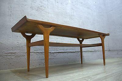 Midcentury Modern Table Tisch Couchtisch TEAK 50er 60er 150 cm