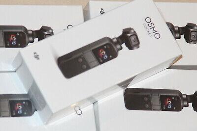 DJI Osmo Pocket 3-Achsen Gimbal mit 4K Kamera NEU & OVP vom Fachhändler