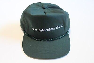 First Interstate Bank Otto Cap  One Size