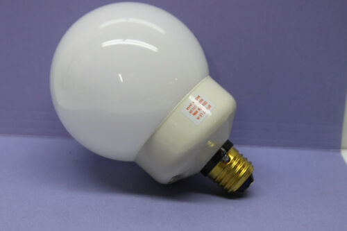 Rare Vintage 17W Panasonic Early CFL Light Bulb w/ Ballast 1980s BFG17LE/A