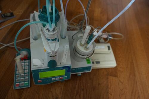 Metrohm 795 KFT Titrino System, 795 Key Pad, 703 Ti Stand electrode printer